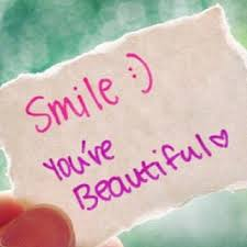 smile your beautiful