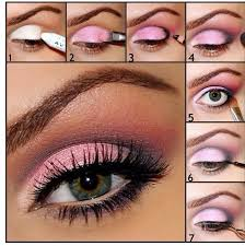 how to smokey eye with pic