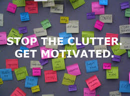clutter out
