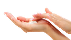 dry to smooth hands