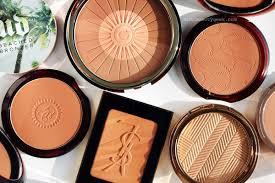 Some of my favorite Bronzers!